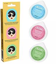 Kup Zestaw maseczek do twarzy - Dizao (mask/3x9g)