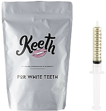 Kup Zestaw wymiennych wkładów do wybielania zębów Cytryna - Keeth Lemon Refill Pack