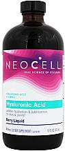 Kup Kwas hialuronowy w płynie o smaku jagodowym - Neocell Hyaluronic Acid Berry Liquid