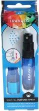 Kup Napełnialny flakon z atomizerem - Travalo Ice Blue Perfume Atomiser