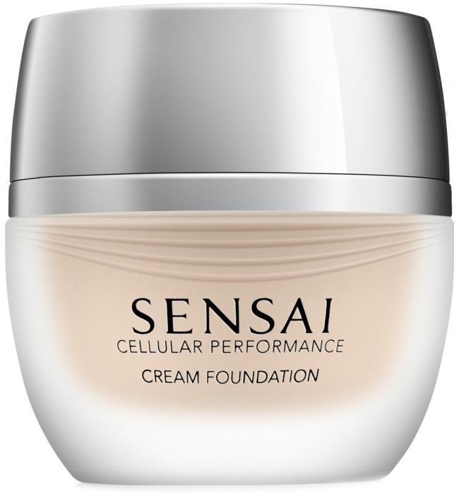 Podkład do twarzy minimalizujący oznaki starzenia - Kanebo Sensai Cellular Performance Cream Foundation