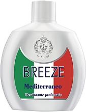 Kup Breeze Squeeze Deodorant Mediterraneo - Perfumowany dezodorant w sprayu