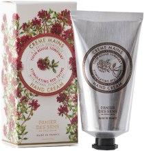 Kup Krem do rąk z naturalnym olejkiem eterycznym Czerwony tymianek - Panier Des Sens Red Thyme Hand Cream