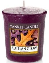 Kup Świeca zapachowa sampler - Yankee Candle Scented Votive Autumn Glow