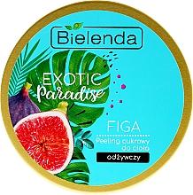 Kup Odżywczy peeling cukrowy do ciała Figa - Bielenda Exotic Paradise Peel