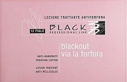 Kup PRZECENA! Balsam przeciwłupieżowy w ampułkach - Black Professional Line Anti-Dandruff Hair Lotion*