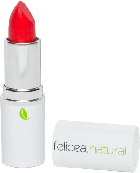 Naturalna szminka do ust - Felicea Natural Lipstick
