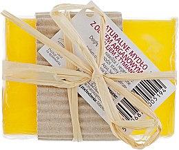 Kup Ręcznie robione naturalne mydło arganowe z olejkiem tymiankowym - Beauté Marrakech Natural Argan Handmade Soap