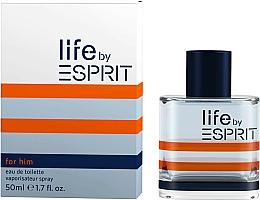 Kup Esprit Life by Esprit Men - Woda toaletowa