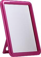 Kup Jednostronne kwadratowe lusterko, 14x19 cm, 9254, różowe - Donegal One Side Mirror