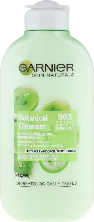 Odświeżające mleczko do demakijażu - Garnier Skin Naturals Botanical Cleanser