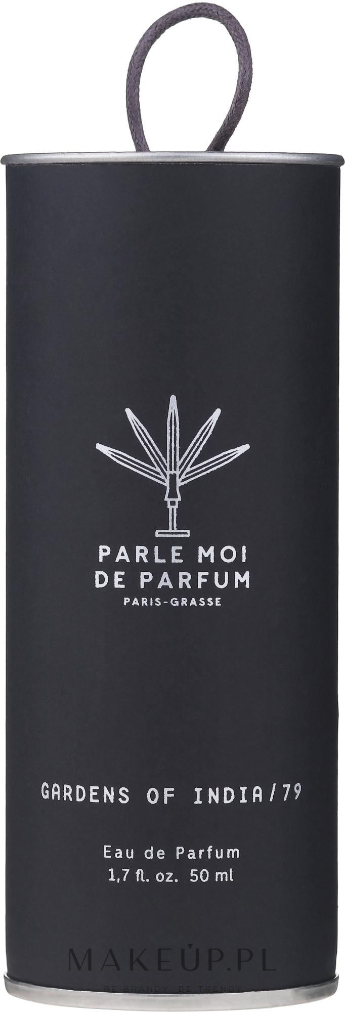parle moi de parfum gardens of india/79