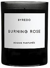 Kup Świeca zapachowa - Byredo Fragranced Candle Burning Rose