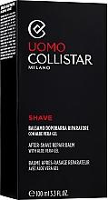 Kup Zestaw - Collistar Linea Uomo (Maxi Volume) (ash/balm/100ml + sh/gel/30ml)