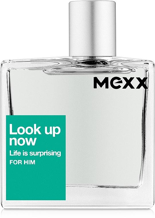 Mexx Look Up Now for Him - Woda toaletowa