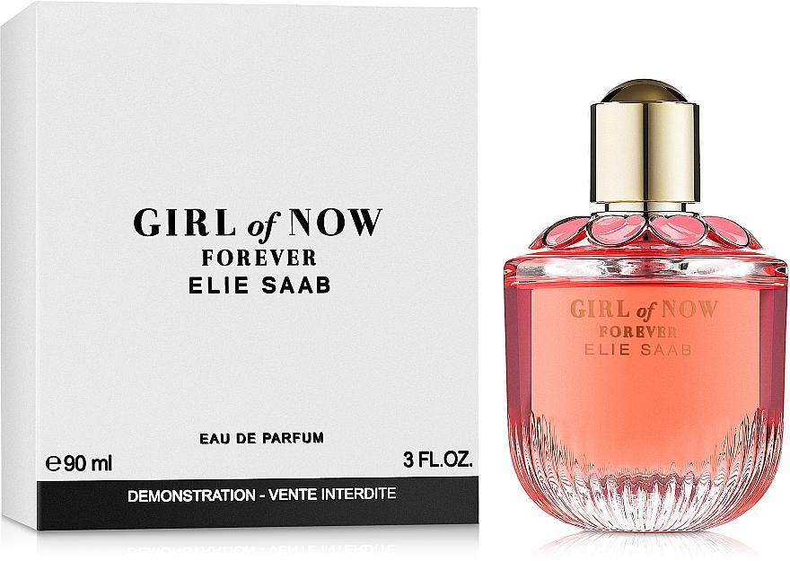Elie Saab Girl Of Now Forever - Woda perfumowana (tester bez nakrętki) — фото N2