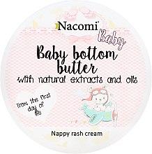 Kup Masło przeciw odparzeniom dla dzieci - Nacomi Baby Bottom Butter