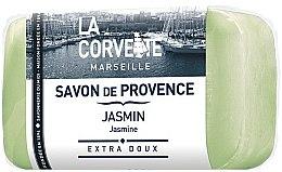 Kup Mydło w kostce Jaśmin - La Corvette Provence Soap Jasmine
