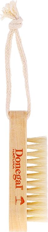 Szczoteczka do paznokci, Eco, drewniana, 6027 - Donegal