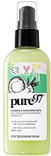 Kup Termoochornny krem do włosów Jaśmin i kokos - Pure97 Jasmine & Coconut Cream Oil