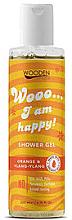 Kup PRZECENA! Żel pod prysznic - Wooden Spoon I Am Happy! Shower Gel *