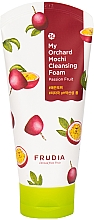 Zestaw - Frudia My Orchard Mochi Cleansing Foam Set (foam/120ml + foam/120ml + foam/30ml) — фото N3