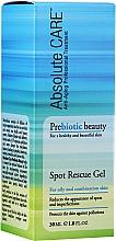 Kup Żel do twarzy do skóry tłustej i mieszanej - Absolute Care Prebiotic Beauty Spot Rescue Gel