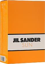 Kup Jil Sander Sun - Zestaw ochrony przeciwsłonecznej (edt/ 75 ml + sh/ gel/ 75 ml)