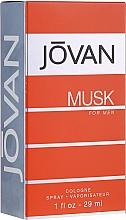 Kup Jovan Musk For Men - Woda kolońska