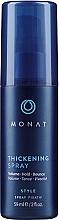 Kup Lakier do włosów - Monat Thickening Spray