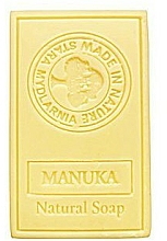 Kup Naturalne mydło w kostce Manuka - Stara Mydlarnia Body Mania Manuka Soap