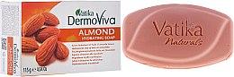 Kup Migdałowe mydło nawilżające - Dabur Vatika DermoViva Almond Hydrating Soap