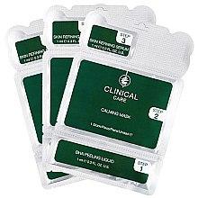 Kup Zestaw do pielęgnacji twarzy - Klapp Clinical Care 3 Step Home Peeling Treatment
