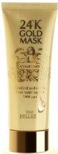 Kup Rewitalizująca maska do twarzy Mushroom - Urban Dollkiss Agamemnon 24k Gold Mask