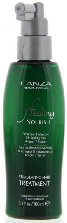 Spray do skóry głowy - Lanza Healing Nourish Stimulating Hair Treatment — фото N2