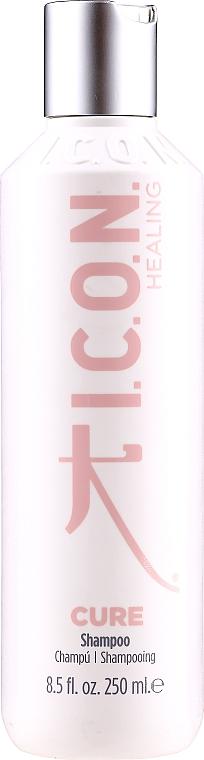 Regenerujący szampon do włosów - I.C.O.N. Cure Recovery Shampoo — фото N1