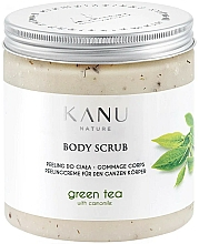 Kup Peeling do ciała Zielona herbata - Kanu Nature Green Tea Body Scrub