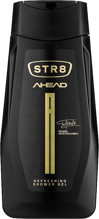 Str8 Ahead - Perfumowany żel pod prysznic dla mężczyzn