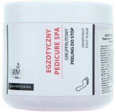 Kup Grejpfrutowy peeling do stóp - Farmona Professional Smooth Feet Egzotyczny pedicure Spa