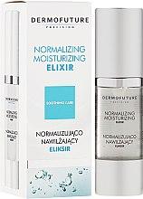 Kup Normalizująco-nawilżający eliksir do twarzy - DermoFuture Soothing Care