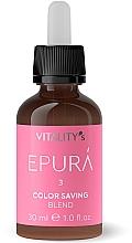 Kup Koncentrat do włosów utrzymujący kolor - Vitality's Epura Color Saving Blend