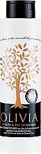 Kup Odżywka do włosów suchych i odwodnionych - Olivia Beauty & The Olive Tree Hair Conditioner For Dry & Dehydrated Hair