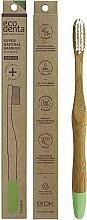Kup Bambusowa szczoteczka do zębów, średnia twardość - Ecodenta Bamboo Toothbrush Medium