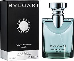 Bvlgari Pour Homme Soir - Woda toaletowa — фото N2