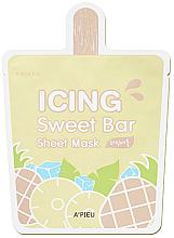 Kup Maska na tkaninie do twarzy Lód ananasowy - A'pieu Icing Sweet Bar Sheet Mask