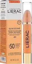Kup Sztyft ochronny do skóry wokół oczu SPF 50 - Lierac Sunissime