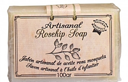 Kup Naturalne mydło z dziką różą - Arganour Rosehip Oil Soap