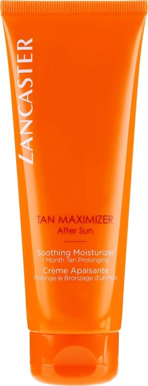 Nawilżający krem regenerujący po opalaniu - Lancaster Tan Maximizer Soothing Moisturizer Repairing After Sun — фото N2