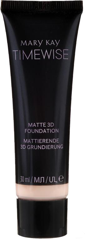 Matujący podkład do twarzy - Mary Kay Timewise Matte 3D Foundation — фото N3