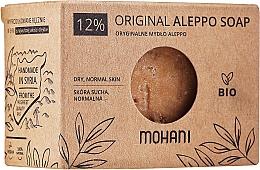 Kup Biomydło Aleppo, 12 % - Mohani